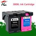 YLC  совместимый с hp 300XL 300XL hp 300 чернильный картридж для hp Deskjet D1660 D2560 D2660 D5560 F2420 F2480 F2492 F4210 принтер