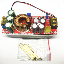 1500W 30A Voltage Step Up Converter Boost CC CV Power Supply Module Step Up Constant Current Module DC DC 10 60V to 12 97V