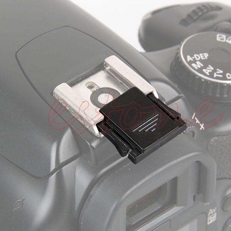 Couvre-chaussures Flash BS-1 pour appareil photo Nikon Olympus Panasonic Pentax