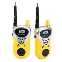 מכשיר הקשר 2pcs ניו מכשיר הקשר טלפון לילדים צעצועים אלקטרוניים גאדג