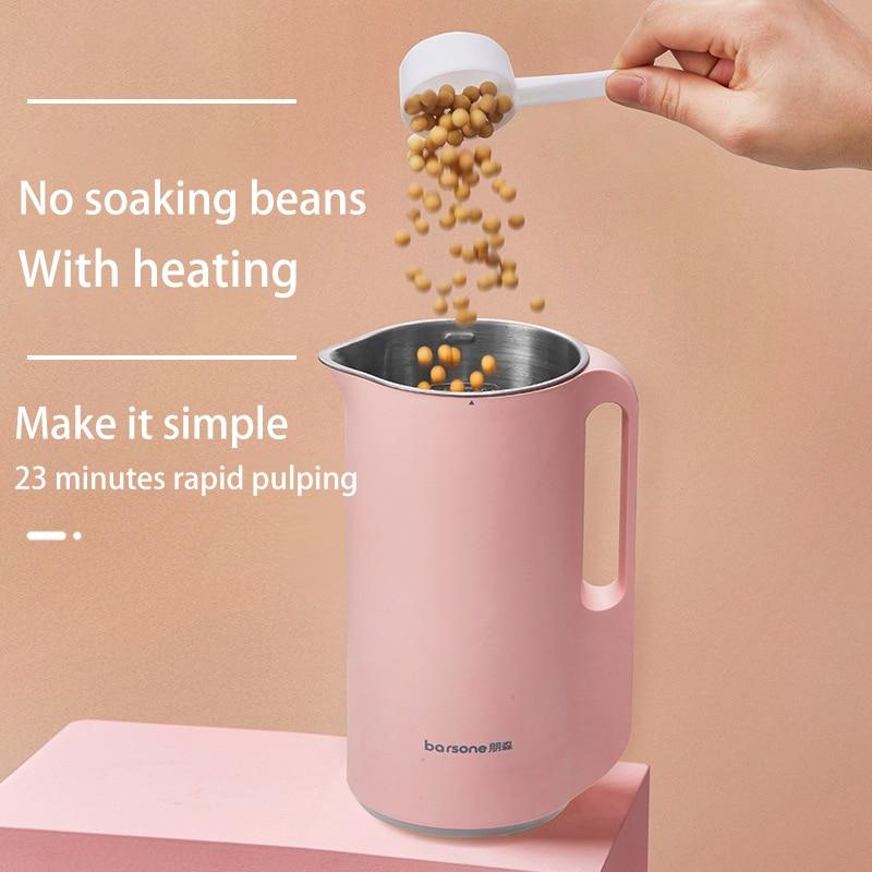 fervida automática heatable leite de soja-feijão liquidificador