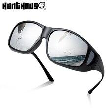 Hunthouse Polarized Fishing Glasses Outdoor Sports Sunglasse