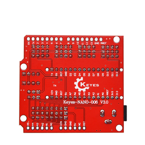 KEYES Nano 328P IO щит для Arduino Nano v3.0 расширительный адаптер