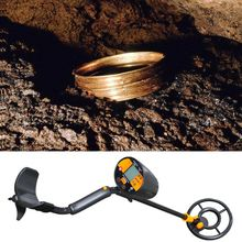 LCD Underground Metal Detector Gold Silver Finder Digger Treasure Hunter MD-3060 High Quality Hotselling 63HF professtional md 6350 underground metal detector gold digger detectors md6350 treasure hunter detector circuit metales finder