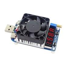 RD HD35 Trigger QC2.0 QC3.0 Electronic USB Load resistor Discharge battery test adjustable current voltage 35w