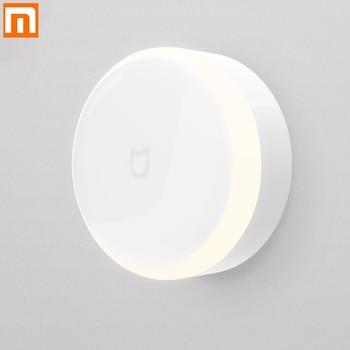 Xiaomi Mijia Sensor Night Light Lamp Adjustable Brightness Infrared Photosensit Control Auto-Sensor For Mi Smart home