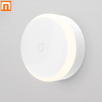 Xiaomi Mijia Sensor Night Light Lamp Adjustable Brightness Infrared Photosensit Control Auto-Sensor For Mi Smart home