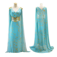 Danielles Tanglian cosplay, Dragon Mother of the Rights Game, Cosplay cosplay costume of the song Ice and Fire fire emblem path of radiance ike cosplay costume