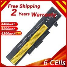 Аккумулятор Golooloo 6 ячеек для Lenovo L11S6Y01 L11L6Y01 ASM P/N 45N1048 45N1042 FRU 45N1043 45N1049 121500047 121500049