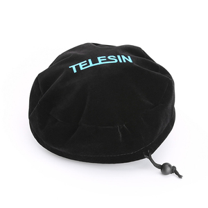 Image 1 - TELESIN Protective Dome Bag Soft Protect Cover for all TELESIN Dome Port for GoPro Hero 3/3+, Hero 4, Hero 5 and Xiaoyi 4K