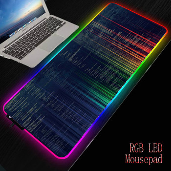 MRGBEST Fantasy Texture Lines Mouse Pad Gaming  Large RGB Computer Mause Pad XXL Mousepad Gamer Mause Desk Mat PC Game Mouse Pad mrgbest anime bleach computer mouse pad gaming mousepad large mouse pad gamer xxl mause carpet pc desk mat keyboard pad