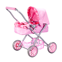 Large Children's toys baby stroller play house toy girl doll Pretend Play Doll Furniture Toys Girls Birthday Christmas Gift