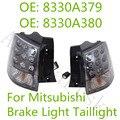 Links & Rechts LH RH Hinten Äußere Bremslicht Rücklicht Für Mitsubishi Outlander XL 2 4 L & 3 0 L 07-12 OEM #8330A379 8330A380
