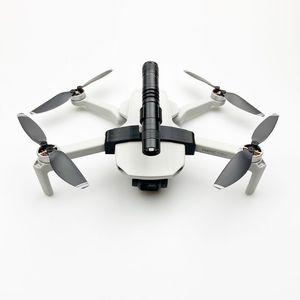 Image 3 - LED lumières nuit vol projecteur lampe de poche avec support pour DJI Mavic Mini Drone accessoires