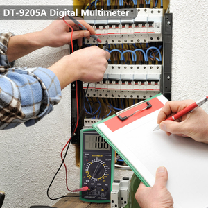 Image 5 - Handskit multimetro AC DC multimetro digitale Tester professionale voltmetro Display LCD 2000 conteggi Tester Tester
