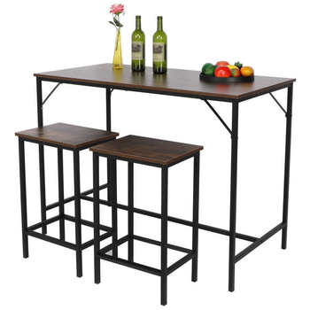 Home Bar Dining Room Breakfast Table  1