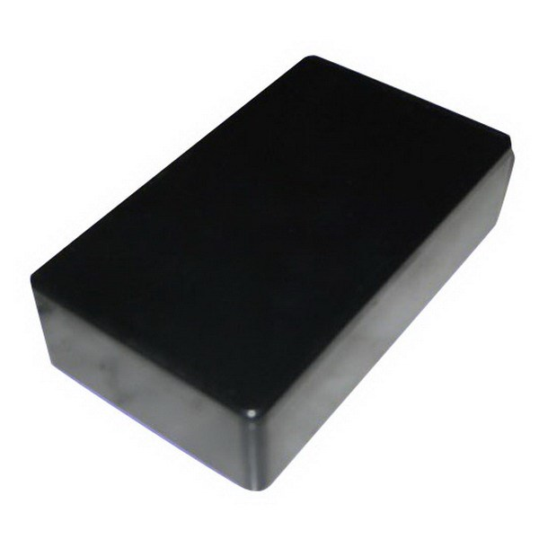 Original Plastic Electronic Project Box Waterproof Cover Project Electronic Instrument Case Enclosure Box 100x60x25mm 2019 Hot