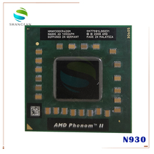 AMD Phenom מעבד מעבד N930 HMN930DCR42GM 2.0Ghz/2M שקע S1 638 סיכת PGA מעבד מחשב