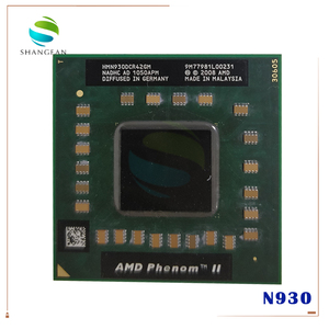 Image 1 - AMD Phenom cpu processor N930  HMN930DCR42GM 2.0Ghz/2M Socket S1 638 pin PGA Computer CPU