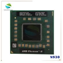 Amd の天才 cpu プロセッサ N930 HMN930DCR42GM 2.0/2 メートルソケット S1 638 ピン pga コンピュータ cpu