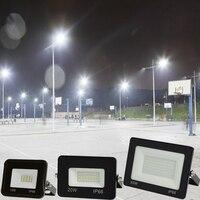 LED wall washer lamp 10w 20w 30w 50w 100w led schijnwerper RGB AC85-265V zoeken schijnwerpers led lamp verzonken led outdoor lights