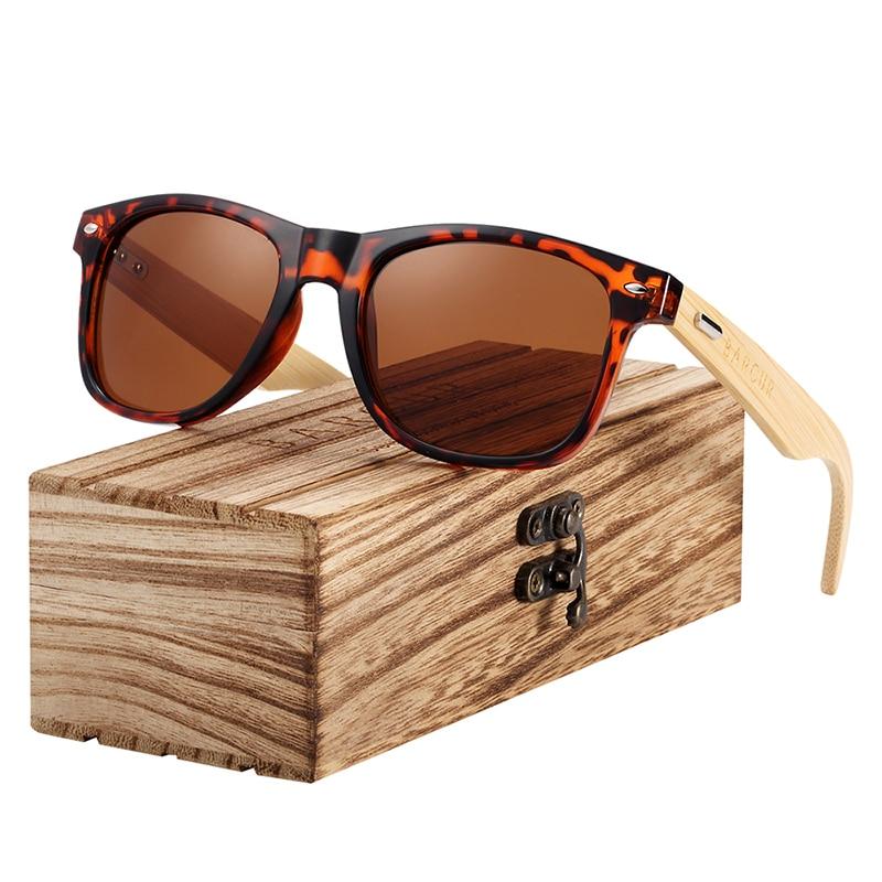 H8ccf0d7955274de1908b4d2f1772acfa5 BARCUR Polarized Bamboo Sunglasses Men Wooden Sun glasses Women Brand Original Wood Glasses Oculos de sol masculino