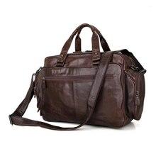 MAHEU en İyi kalite deri evrak çantası hakiki deri Crossbody askılı çanta iş dizüstü çanta resmi günlük kullanım sıcak moda