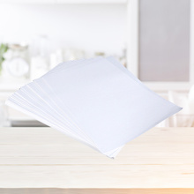 100pcs Heat Transfer Printing Paper A4 Sublimation Transfer Paper A4 Light T Shirt Transfer Paper White