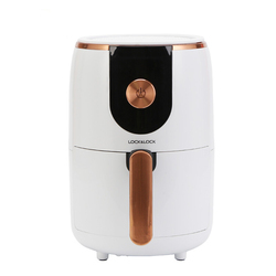 Air Fryers for Home Mini No Fumes Grilled Fried Chicken Wings Fries Machine LED Display