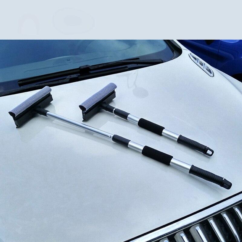 1 шт. Авто стекло для мытья окон полировка воды щетка для чистки стекла Противоскользящий силиконовый скребок очиститель ветрового стекла