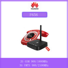 Huawei nouveau Terminal sans fil fixe F656 3G UTMS/WCDMA 900/2100Mhz avec emplacement pour carte Sim