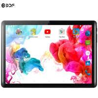 2020 novas chegadas tablet pc 10.1 polegada android 7.0 google play 3g telefone comprimidos wifi bluetooth gps 2.5d vidro temperado 10
