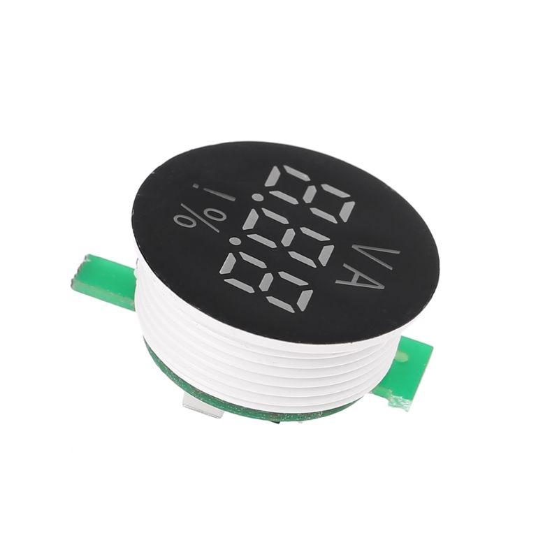 Digital Voltage Battery Power Indicator 2/3 Wires Dc 0-150v 12v/24v/60v/96v Electricity Remain Battery Tester Lithium Lead-acid We Take Customers As Our Gods