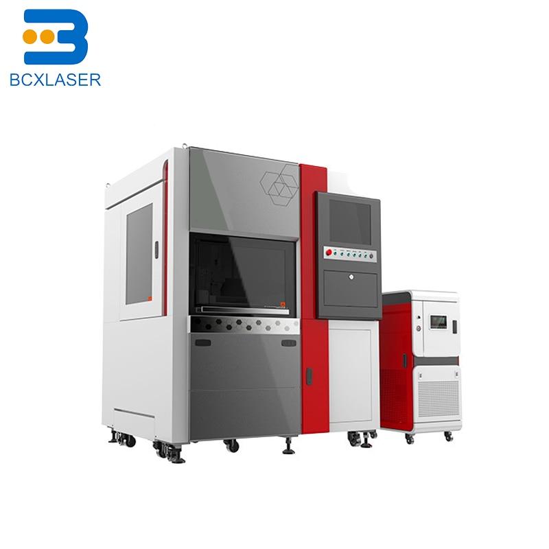 Cnc Fiber Laser Cutting Machine For Brass Copper Aluminum Steel
