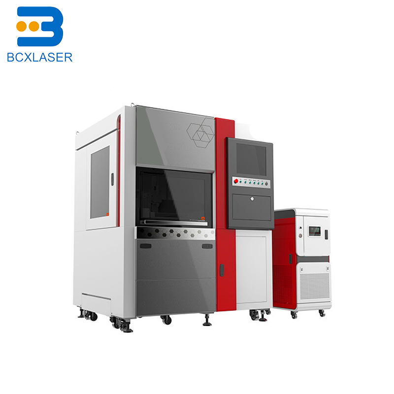 Small Fiber Laser Cutting Machine For Metal Ss Ms Cs Copper And Aluminum