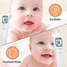 Детские электронный цифровой термометр инфракрасный лоб тела пистолет Thermometro бесконтактный диагностический инструмент термометры для тела