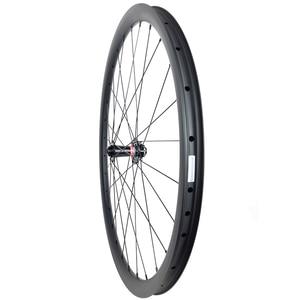 Image 3 - 29er MTB light XC tubeless 34mm carbon boost wheels 30mm depth Novatec D791SB B15 D792SB B12 disc hubs Pillar triple butted 2015