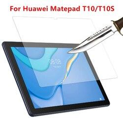 Закаленное стекло для планшета Huawei MatePad T8, 8,0 дюйма, T10, T10S, 10,1 дюйма, MatePad Pro 10,8, 10,8 дюйма, MatePad 10,4, 10,4 дюйма