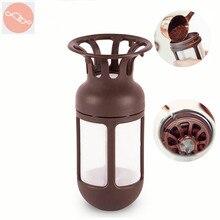 От Xiaomi youpin Kiss рыбка кофейный фильтр Дорожная кружка умный стакан вакуумная изоляция бутылка аксессуары чай фильтр контейнер