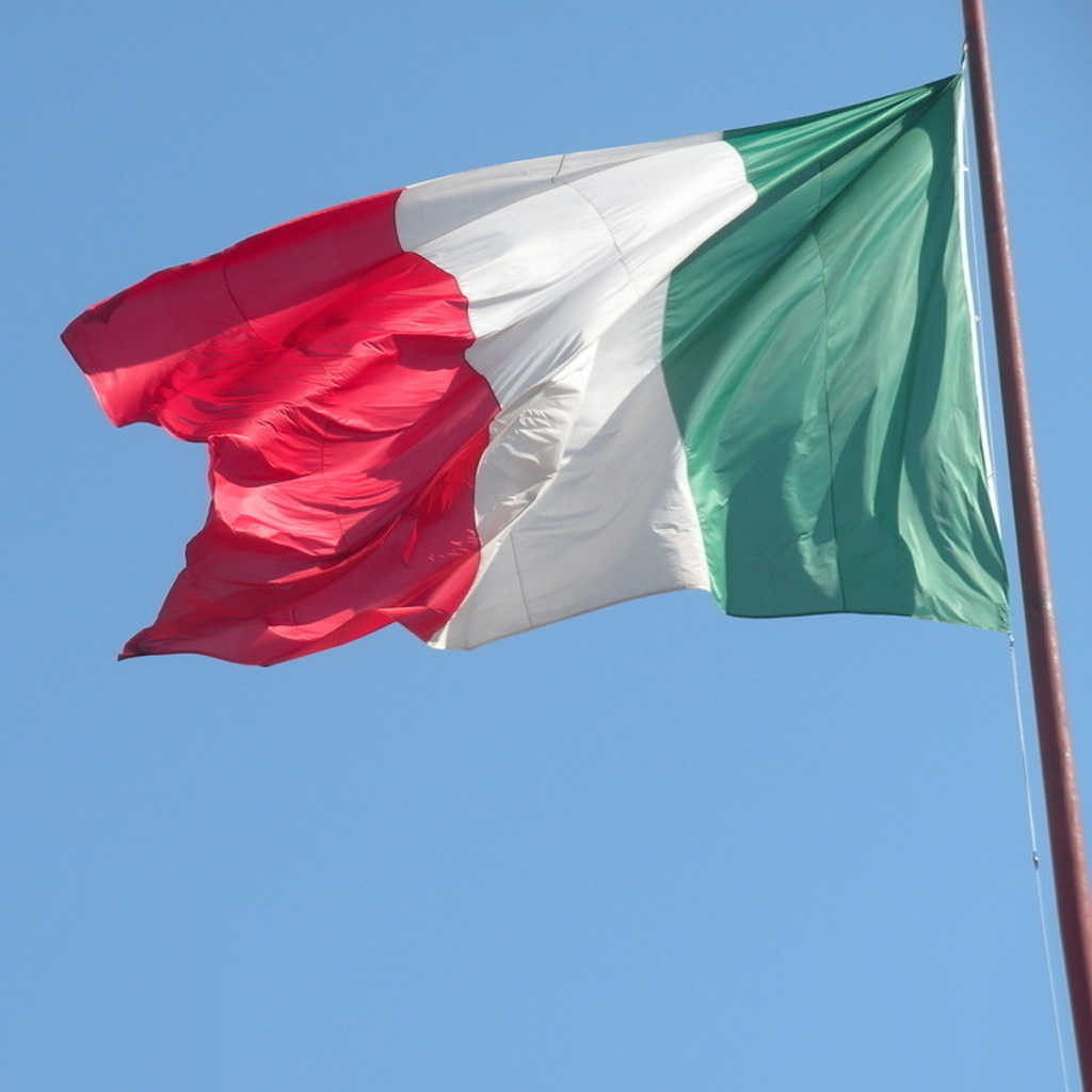 Grand drapeau National italien d'italie | Fans de Sports de plein air, support 5ft x 3ft