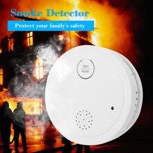 Умный детектор дыма коптильня комбинированная пожарная сигнализация домашняя охранная система пожарные комбинация дымовая сигнализация пожарная защита