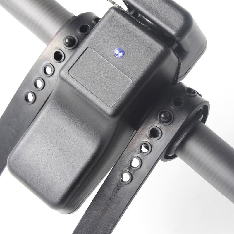 1pcs Digital Fishing Bite Alarm Indicator Banding On The Rod for Carp