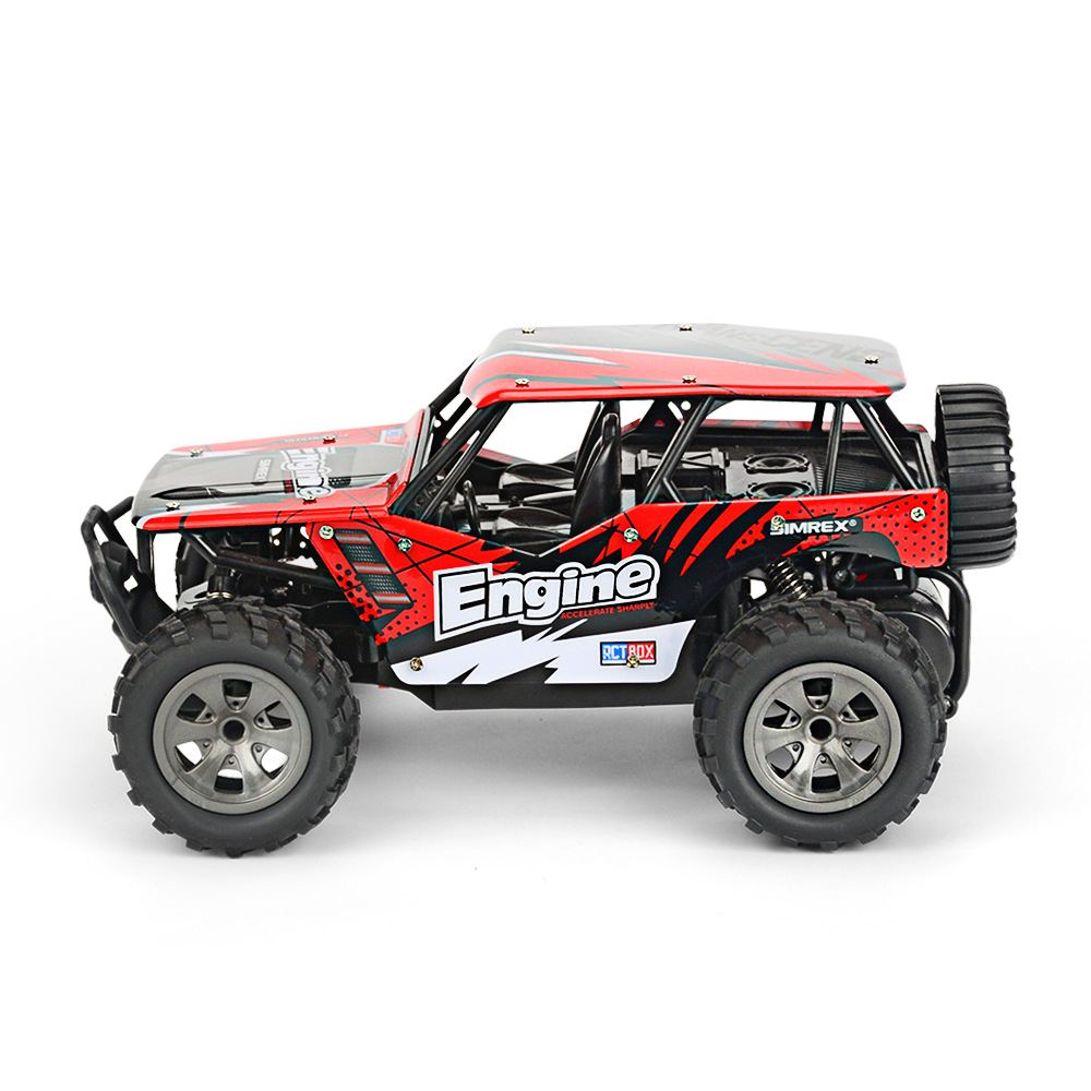 1 18 RC Car Off Road Cars Truck Vehicle Model Remote Control High Speed Buggy For