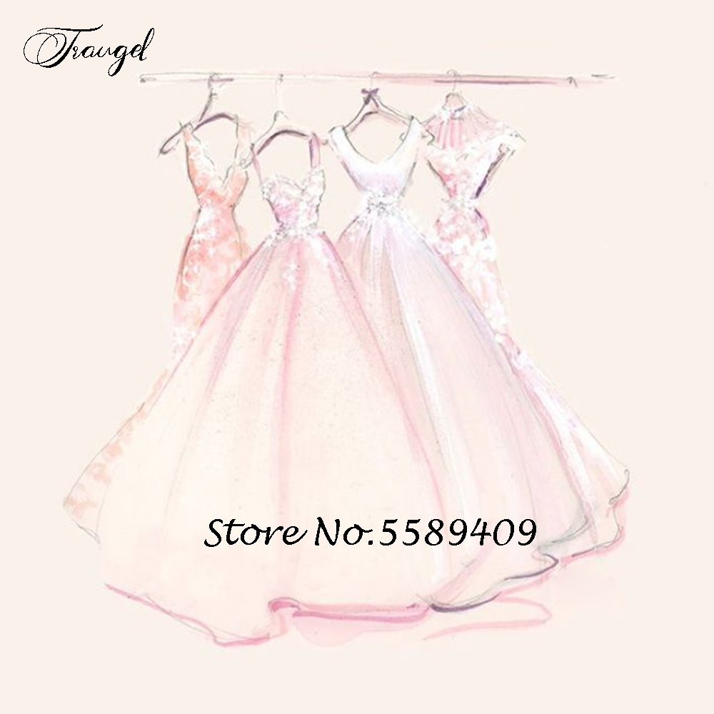 Traugel Special Occasion Dresses Personalized Customized 2020 Special Request Custom Fee Link Please Contact Us Before Order