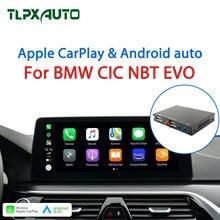 Беспроводной интерфейс Apple CarPlay, автомобильный модуль Android для BMW серии 1 2 3 4 5 6 7 Mini X1 X3 X4 X5 X6 X7 i3 i8 CIC/NBT/EVO