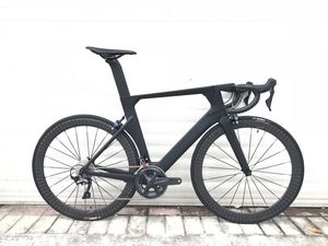 Image 2 - Costelo Aeromachine Monocoque Een Stuk Schimmel Disc Road Fiets Carbon Fiets Compleet Fiets Completo Bicicletta R8000 Groep