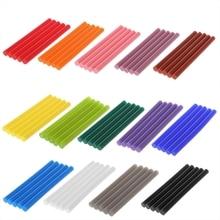 Glue-Stick Adhesive Craft DIY Hot-Melt 5pcs for Toy Repair-Tool Drop-Ship 7x100mm Colorful