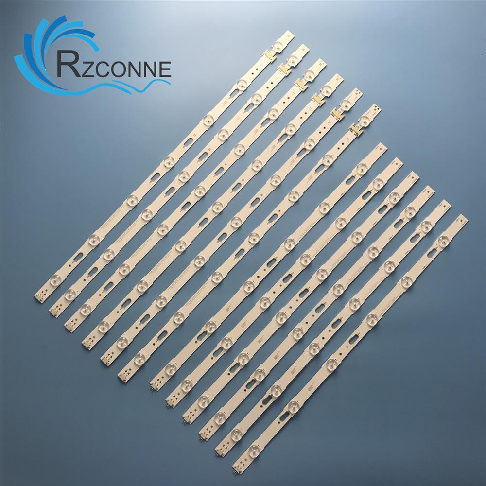 LED Backlight Lamp strip For UN50KU6300 LM41-00253A  UE50KU6000 S_KU6K_50_FL30 CY-GK050HGNV1H UE50KU6072U CY-GK050HHNV1H