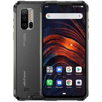 Купить Ulefone Armor 7 смартфон с восьмиядерным процессором Helio P90, ОЗУ 8 Гб, ПЗУ 128 ГБ, Android 9,0, 48-мегапиксельной камерой, 5500 мАч, 4G