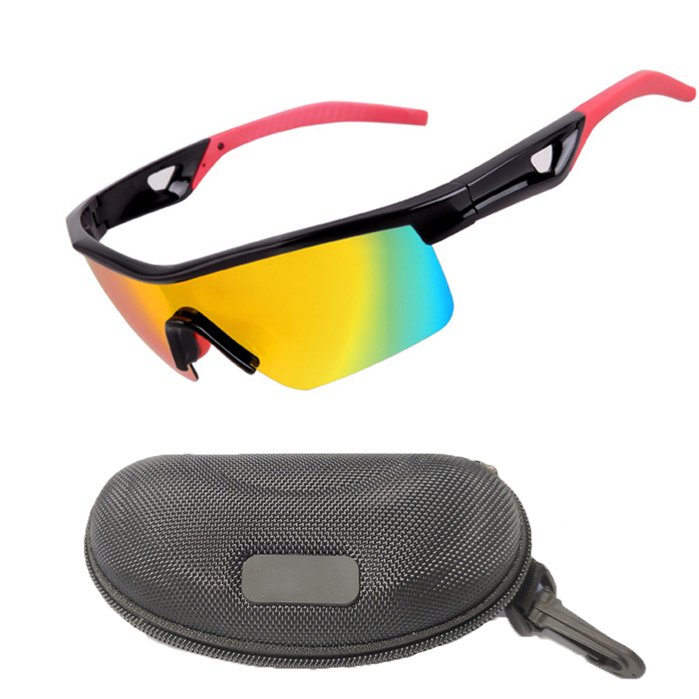 Kids Polarized Cycling Sunglasses Child Goggles Hiking Traveling Parent-child Glasses Children Outdoor Activities Eyes Protector